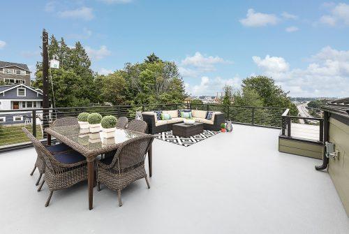 Waterproofing rooftops